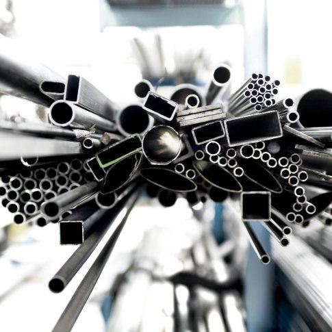 servizi fotografici commerciali aziende siderurgica acciaio