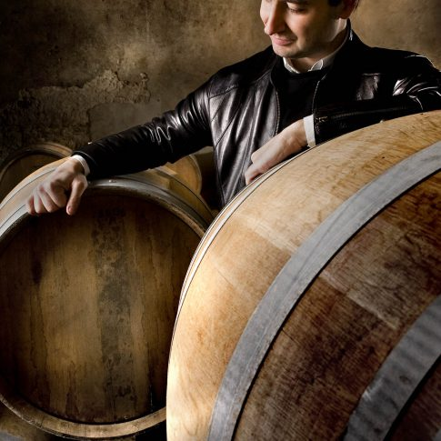 servizi fotografici vino bottiglie ritratto cantina