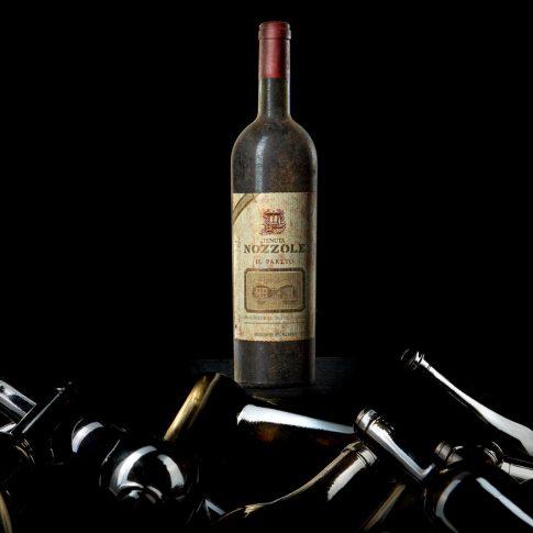 servizi fotografici vino bottiglie nozzole