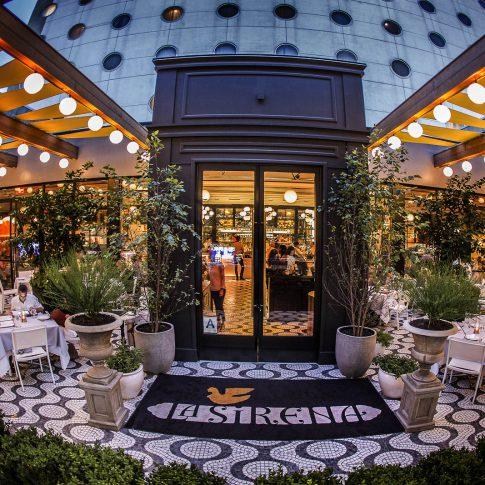 fotografia food ristoranti piatti cibo entrata ristorante la sirena new york