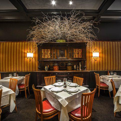 fotografia food ristoranti piatti cibo interno ristorante becco new york