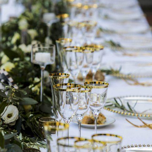 fotografia food ristoranti piatti cibo tavola cerimonia apparecchiata