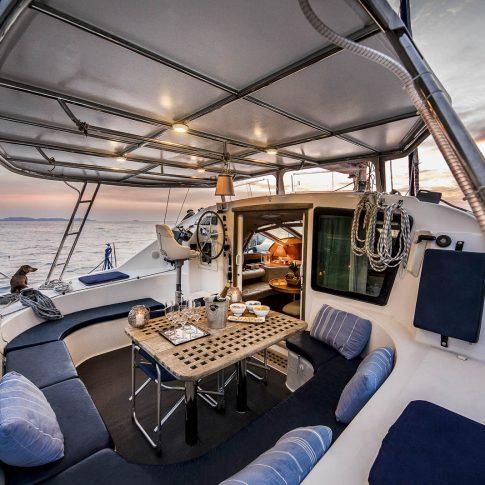 servizi foto video di case immobiliari ristoranti hotels barche aperitivo catamarano tramonto