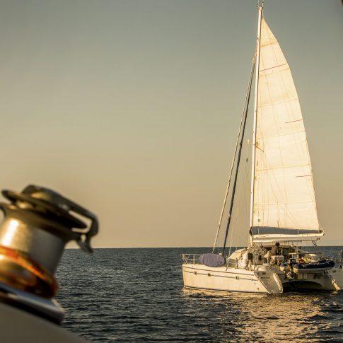 barca a vela catamarano spacegraphs