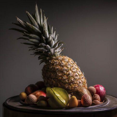 fotografia food ristoranti piatti cibo ananas still life frutta