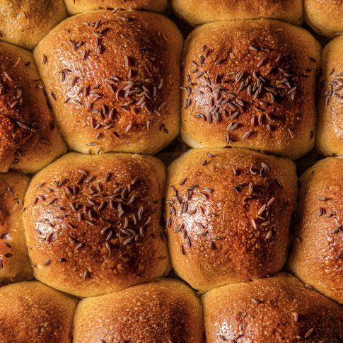 fotografia food ristoranti piatti cibo pane cumino