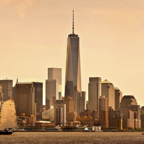 fotografie paesaggio posters new york freedom tower