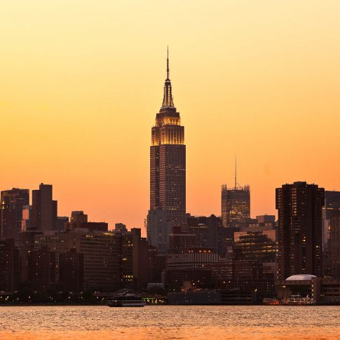 fotografie paesaggio posters new york skyline empire