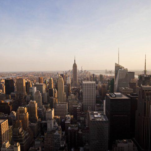 fotografie paesaggio posters new york skyline